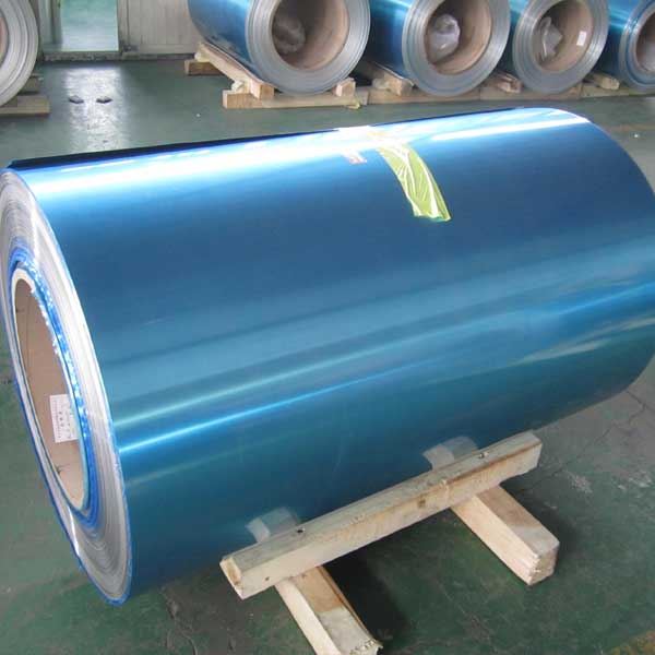 3000 Color Coated Aluminum Coil