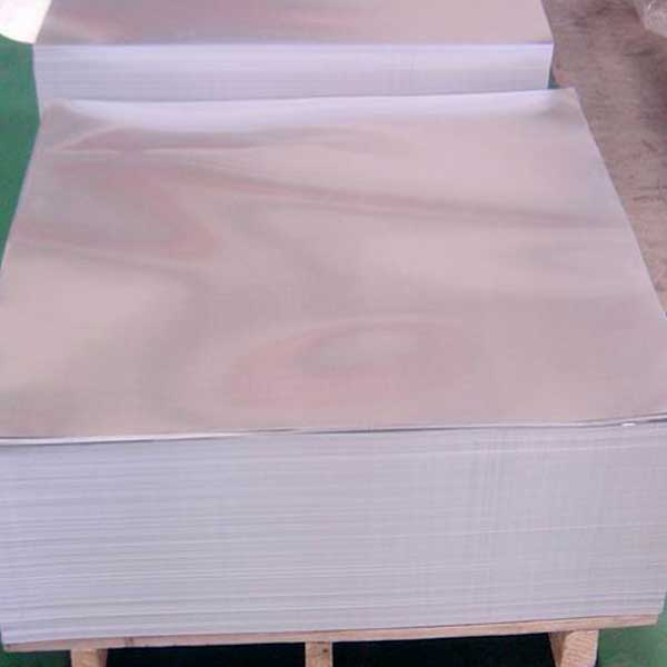3105 Aluminium closure sheet