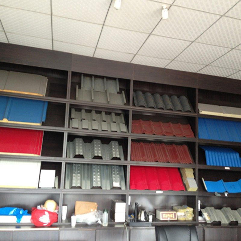 Color Aluminum Roofing Sheet