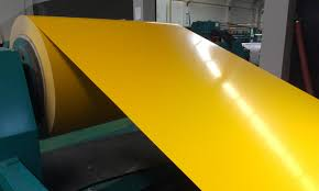 polyester prepainted aluminum coil