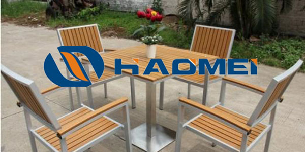 aluminum sheet furniture