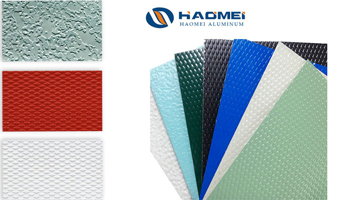 1050 stucco embossed aluminum sheet suppliers